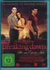 Breaking Dawn - Biss zum Ende der Nacht - Teil 1 - DVD s g Z
