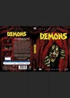 DEMONS (DÄMONEN 2) (Blu-Ray+DVD) (2Discs) - Mediabook