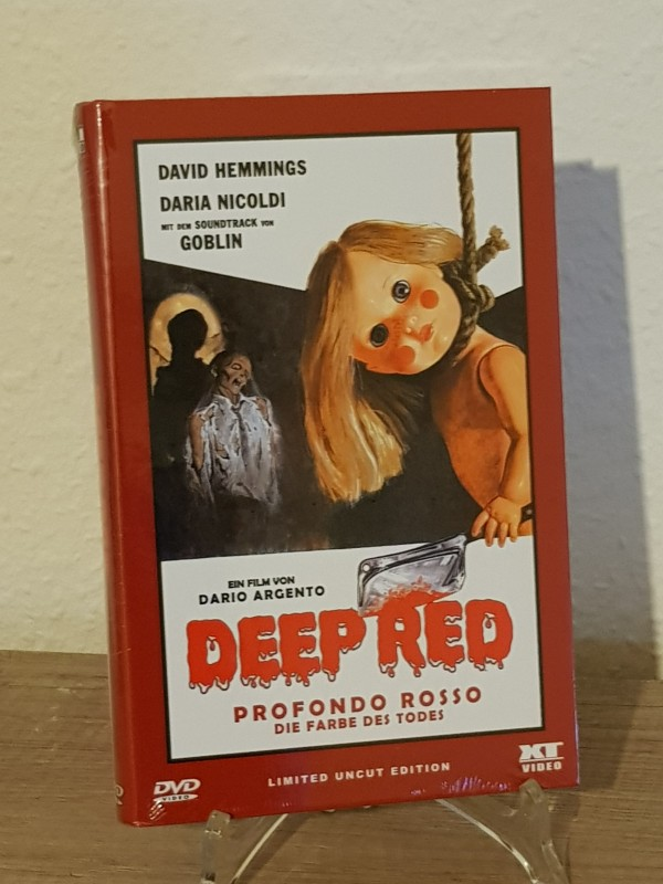 Deep Red GR. HB XT Lim. NEU / OVP