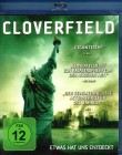 CLOVERFIELD Blu-ray - klasse SciFi Found Footage Horror