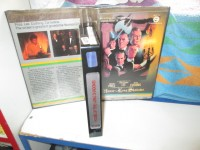 VHS - House of the Long Shadows - Christopher Lee