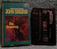 John Sinclair Nr. 17 Die Drohung MC