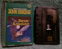 John Sinclair Nr. 10 Horror-Kreuzfahrt MC