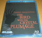 The Bird With The Crystal Plumage  Blue Underground  Blu-ray