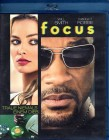 FOCUS Blu-ray - Will Smith Margot Robbie -Top Thriller Drama