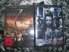 HELLBLOCK 13 TROMA DVD + WORLD WAR ZOMBIE VOL.1 DVD NEU OVP