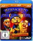 Weihnachten mit Opa Franz [3D Blu-ray] Neuwertig