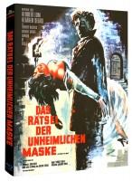 Rätsel der unheimlichen Maske - Blu-ray Mediabook A  OVP