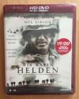 WIR SIND HELDEN - Kriegsfilm/Mel Gibson -HD-DVD - NEU & OVP