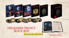 *HELLRAISER 1-3 TRILOGY *BLACK BOX BLU-RAY MEDIABOOK* OVP