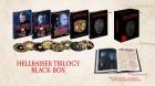 Hellraiser Trilogy Black Box (Mediabook Box) NEU/OVP