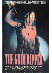 JPV Austria VHS THE GRIM RIPPER  Video UNCUT Rarität