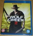 Wolf Creek 2 Uncut  UK Blu-ray