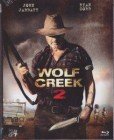 Wolf Creek 2 - '84 - kleine BuchBox DVD