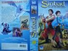 Sinbad - Der Herr der sieben Meere  ... VHS !!!