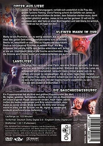 Tales from the Crypt Vol. 4 DVD OVP