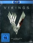 VIKINGS Season 1 - 3x Blu-ray Box Wikinger TV Epos NEU