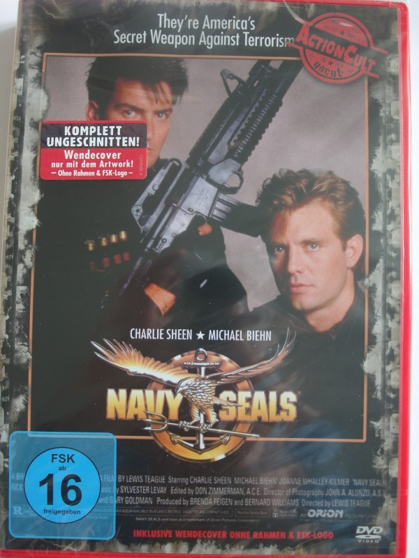 Navy Seals - UNCUT - Charlie Sheen - Mission Naher Osten