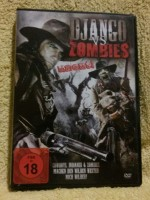 Django vs Zombies Dvd (V3) Uncut