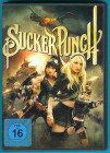 Sucker Punch DVD Abbie Cornish, Emily Browning NEUWERTIG