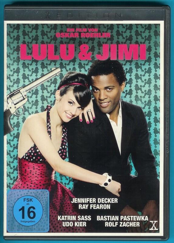 Lulu & Jimi DVD Ray Fearon, Jennifer Decker s. g. Zustand