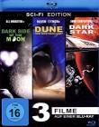 SCI-FI Edition 3 Filme auf einer Blu Ray