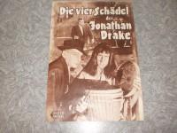 NFP RARITÄT Die vier Schädel des Jonathan Drake 4 Seiten