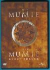 Die Mumie - Die Mumie kehrt zurück -  2 DVD Box guter Zust.