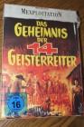 DVD - GEHEIMNIS DER 14 GEISTERREITER Forgotten Film SANTO