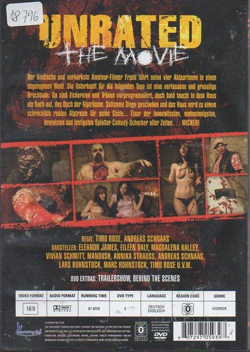 Unrated - The Movie (18796)