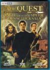 The Quest - Jagd nach dem Speer des Schicksals DVD NEUWERTIG