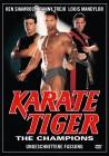 Karate Tiger 10 UNCUT (99621152455, NEU, Kommi )