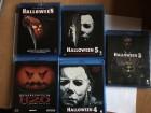 Halloween 1,3,4,5,h20