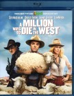 A MILLION WAYS TO DIE IN THE WEST Blu-ray- verrückte Komödie