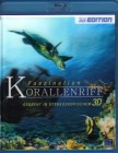 FASZINATION KORALLENRIFF Blu-ray 3D Doku super Bilder!
