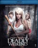 DEADLY WEEKEND Blu-ray - sexy Slasher Splatter Horror
