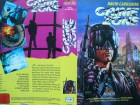 Crime Zone ... David Carradine  ... VHS !!!