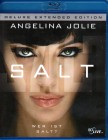 SALT Blu-ray - Angelina Jolie Top Action Thriller extended