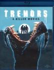 TREMORS 4 Killer Movies - 4x Blu-ray Box Raketenwürmer 1-4