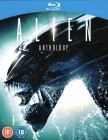 ALIEN ANTHOLOGY BOX 4x Blu-ray Aliens SciFi Horror