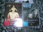 SUBSPECIES IV DVD + EXCISION UNCUT DVD NEU OVP