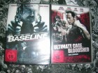 BASELINE DVD + ULTIMATE CAGE BLOODSHED DVD NEU OVP