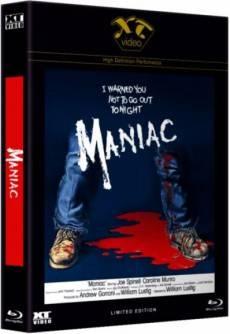Maniac - HD Kultbox - XT Video - Nr. 86/250 - Neu + OVP
