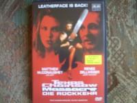 Texas Chainsaw Massacre 4 - Die Rückkehr - uncut dvd
