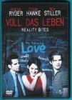 Voll das Leben - Reality Bites DVD Winona Ryder f. NEUWERTIG