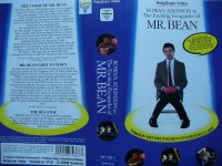 Bean - The Exciting Escapades of Mr. Bean ...  VHS !!!