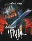 1000 AUGEN DER NINJA - Blu-ray Schuber Uncut OVP