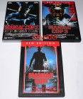 Maniac Cop Teil 1 bis 3 DVD - Einzelauflagen -