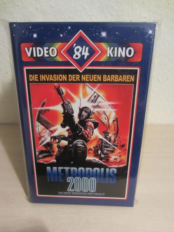 Metropolis 2000  v. 84 / gr. Hartb.  Lim. 3/84
