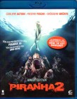 PIRANHA 2 Blu-ray - großartiger Fische Horror Trash Spaß!
